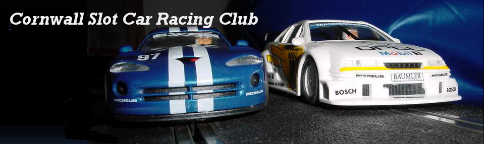 Slot car racing easton pa